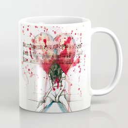 the song unheard Coffee Mug