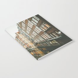 Amsterdam Canals Notebook