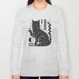 Magic Cat Long Sleeve T-shirt