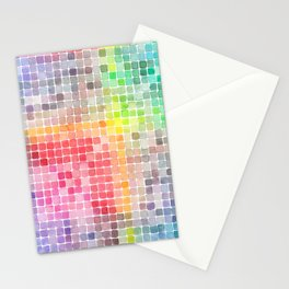 Mi paleta de colores Stationery Cards