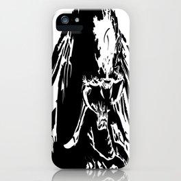 Marked predator iPhone Case