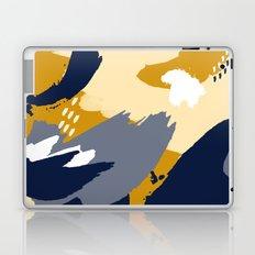 Eve; Abstract Art. Laptop & iPad Skin