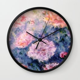 Dreams of Love Wall Clock