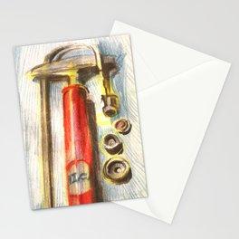 Good Samaritan's Help Stationery Cards