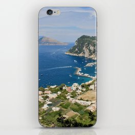 Looking at a Dream iPhone Skin