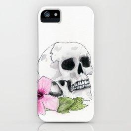Muerte y Vida iPhone Case