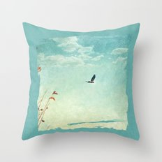 Free Yourself Throw Pillow