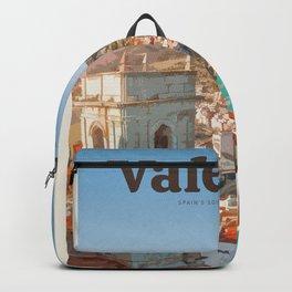 Visit Valencia Backpack