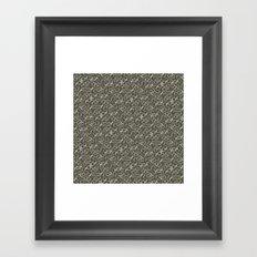 Bubbles | Dark Framed Art Print