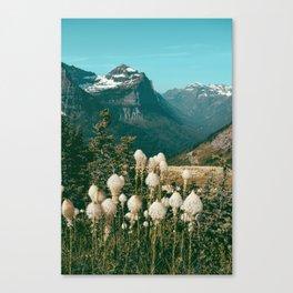Glacier National Park II Canvas Print