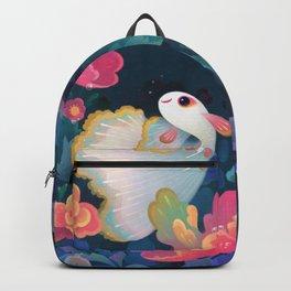 Flower guppy Backpack