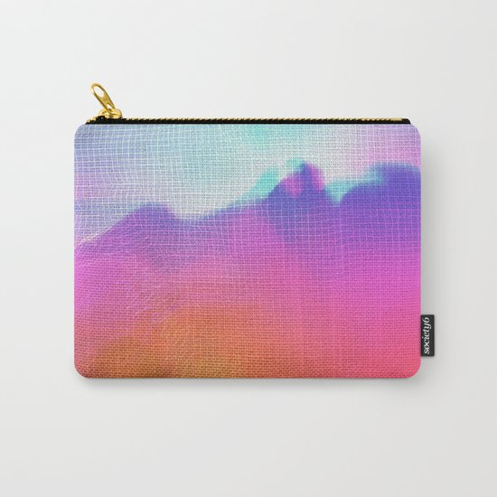 Glitch 04 Carry-All Pouch