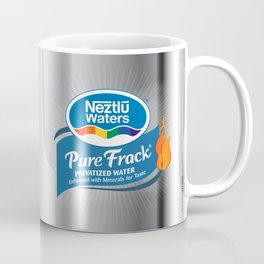 Pure Frack Pinkwash Coffee Mug