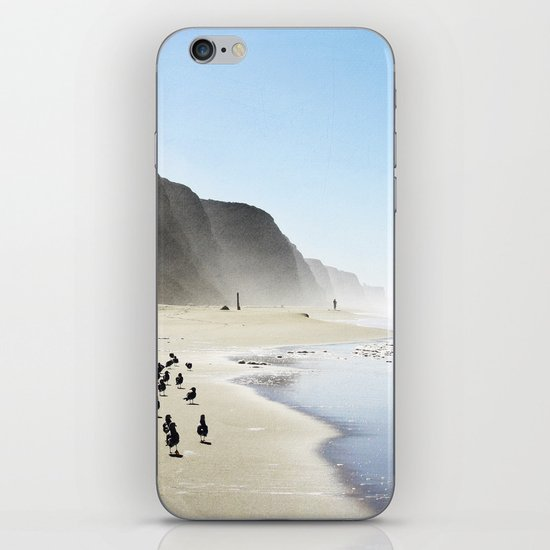 California Dreaming II iPhone & iPod Skin