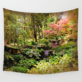Arboretum Wall Tapestry
