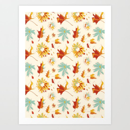 Autumn/Fall Art Print