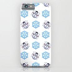 C1.3D Snowmoji iPhone 6s Slim Case