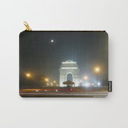Rush Hour - India Gate Carry-All Pouch