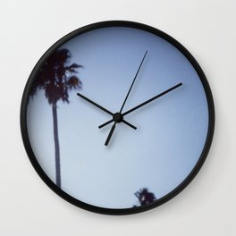 To The Left Wall Clock