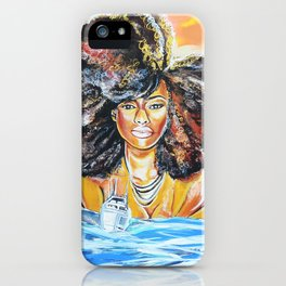 lost without u iPhone Case