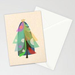 Festivity Tree Stationery Cards