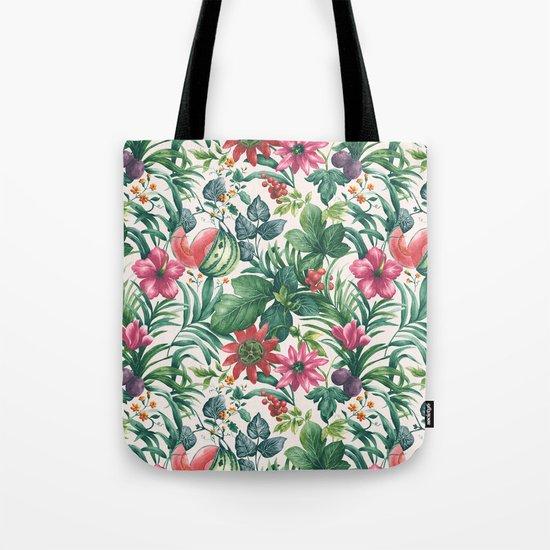 Garden pattern I Tote Bag