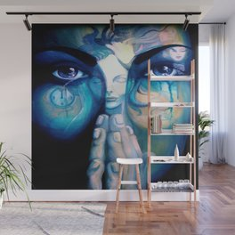 The dreams in which I'm dyin Wall Mural