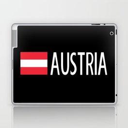 Austria: Austrian Flag & Austria Laptop & iPad Skin