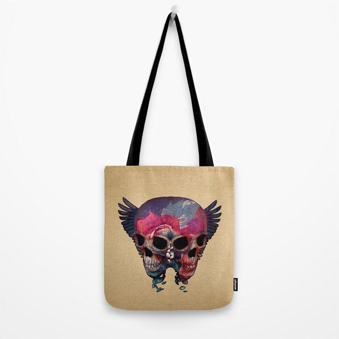 The Falling Tote Bag