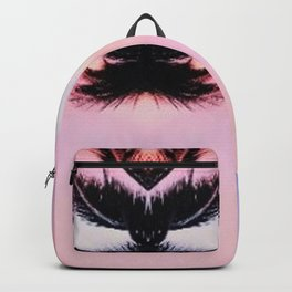 Levitate #society6 #buyart #coconuttrees Backpack