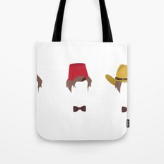 Doctor Who's Guide To Being Cool Tote Bag