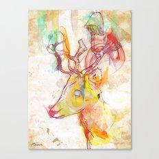 Maritza Canvas Print