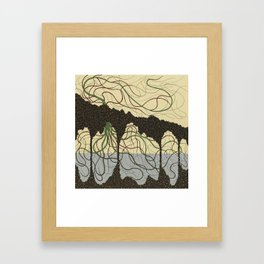 first hawaiian Framed Art Print