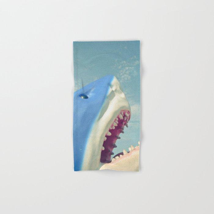 Shark! Hand & Bath Towel