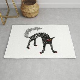 Black Cat 02 Rug