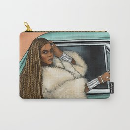 Bey Formation Car Illustration Carry-All Pouch