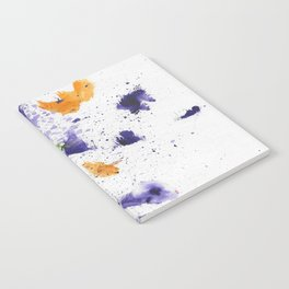 Watercolor Mania Notebook
