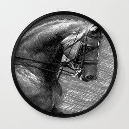 Silverado Wall Clock