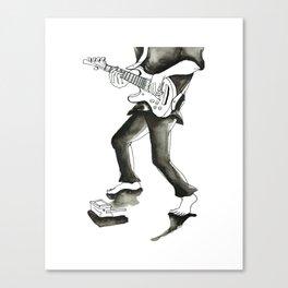 TesseracT: Grey Canvas Print