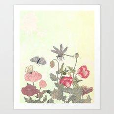 The Still Point Art Print