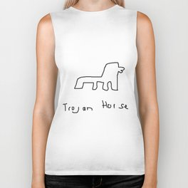 Trojan Horse Biker Tank