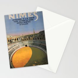 Old Nimes Stationery Cards