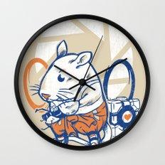 Rat Subject Wall Clock