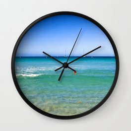 Corse 2.1 Wall Clock