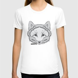 Pirate Fox T-shirt