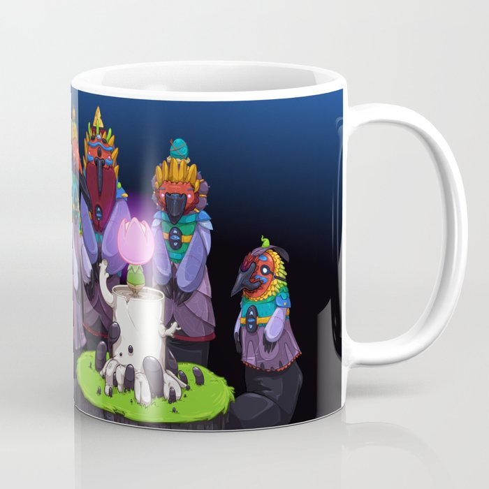 Shadow Puppets Coffee Mug