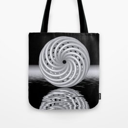knotted circles -3- Tote Bag