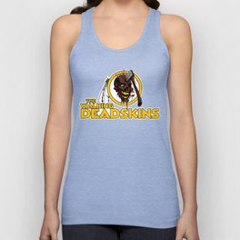 The Walking Deadskins Unisex Tank Top