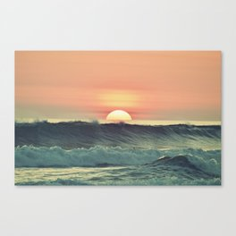 See you on the other side Canvas Print