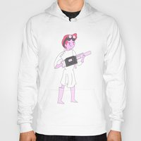 gumball Hoodies featuring Dr. Gumball by Jerome Animations